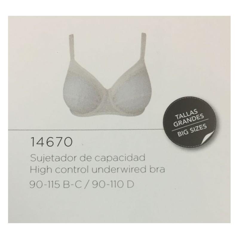 Sujetador Belcor 14670