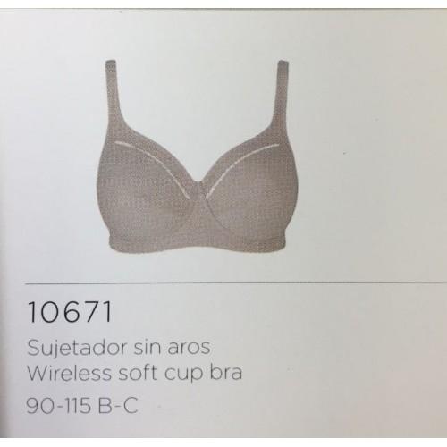 Unwired bra Belcor 10671