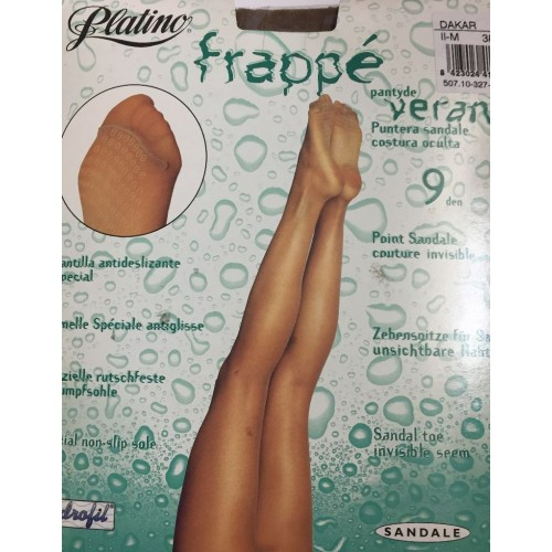 Panty Platino Frappe 507