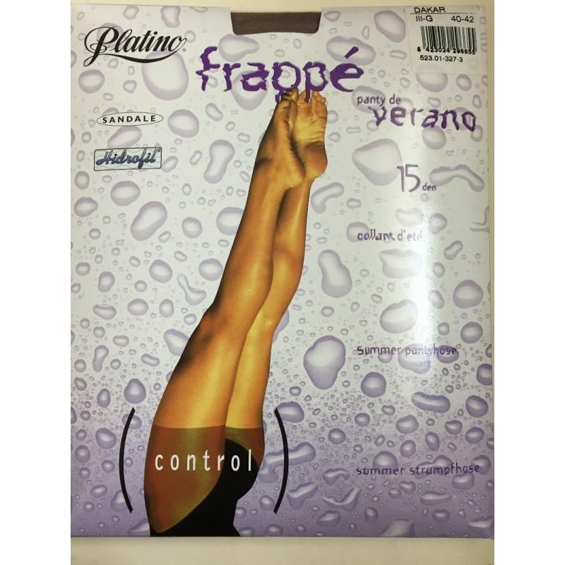 Panty Platino Frappe Verano