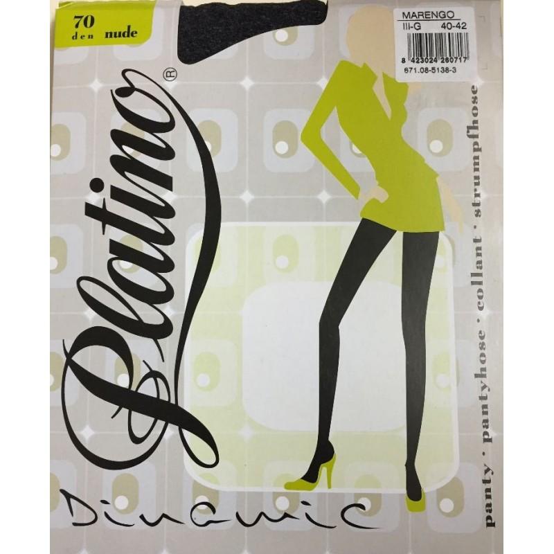 Panty Platino Dinamic