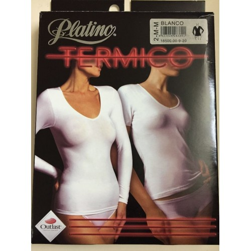 Shirt Termico Platino