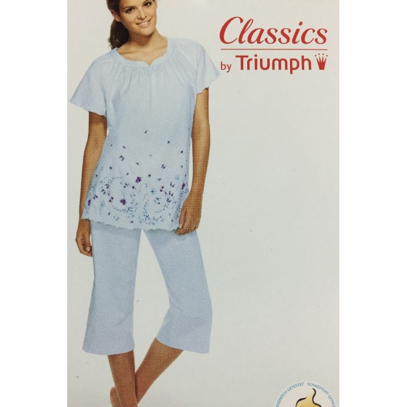 Pijama Triumph Classic 42814PK