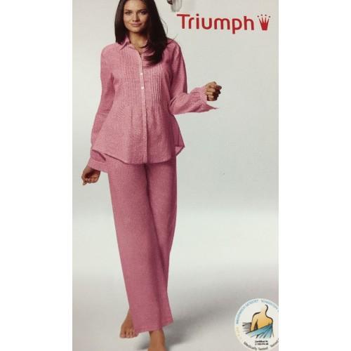 Pyjama Triumph Classic 63402PW