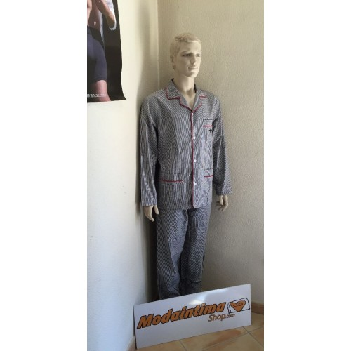 Pijama J&J Brothers 73017