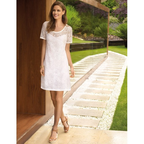 DRESS M/C AUDREY-MODAL JANIRA 1072533