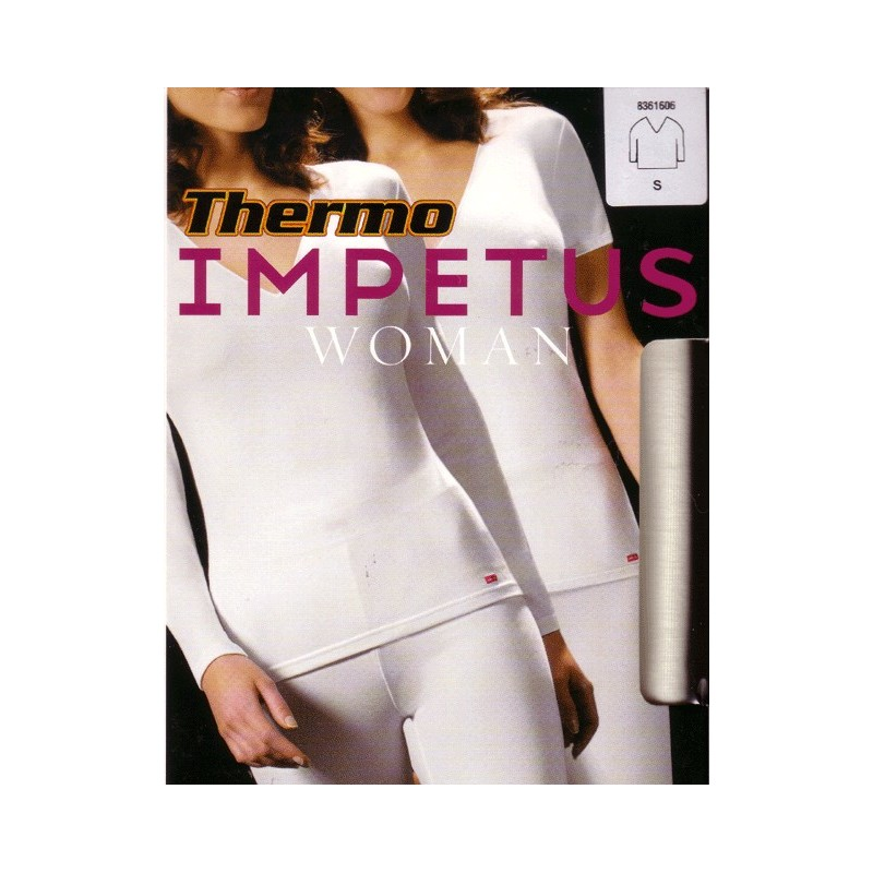 Camiseta M/L Thermo Woman 8361606