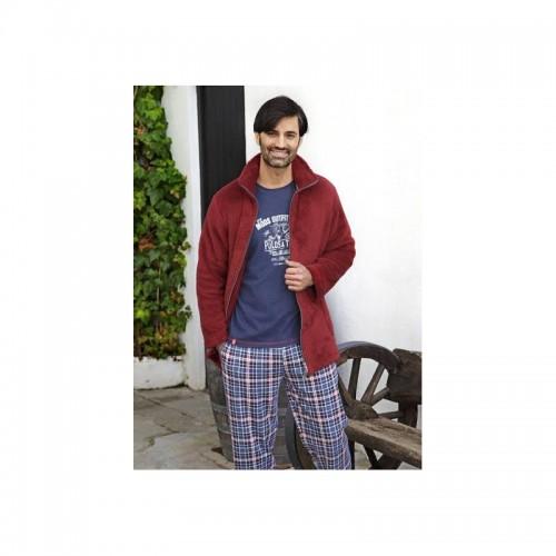 Short housecoat Barandi BI15-101