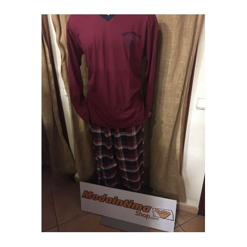Pijama JJ Brothers M/L 41153