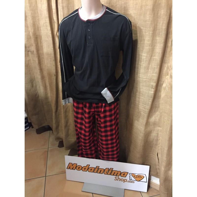 Pijama JJ Brothers 10115
