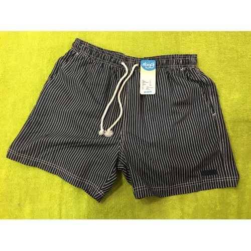 Banyador Sloggi Swim Denim Stripe