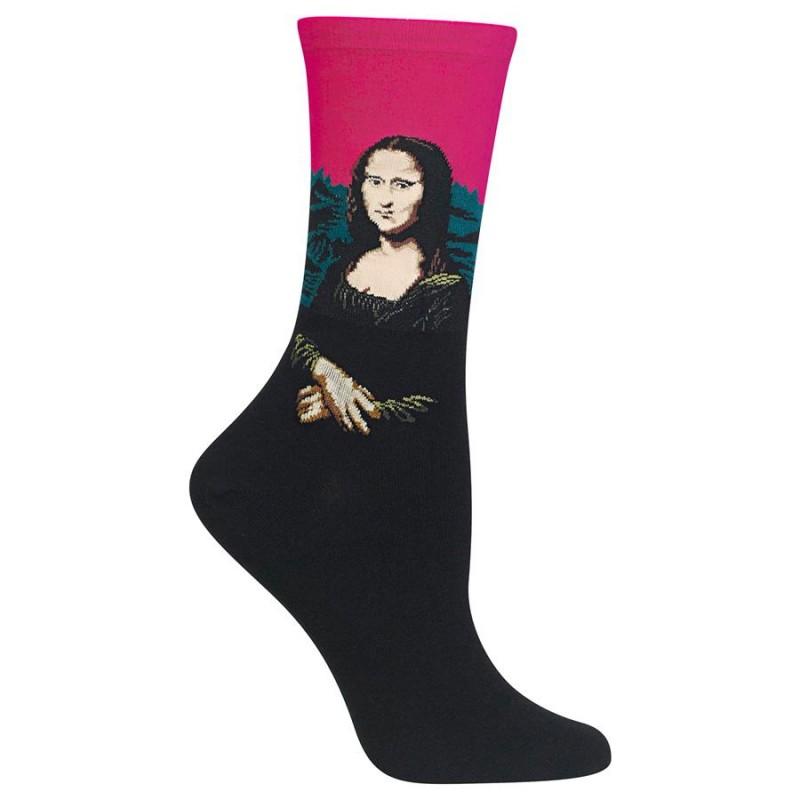 Calcetín Hotsox Mona Lisa