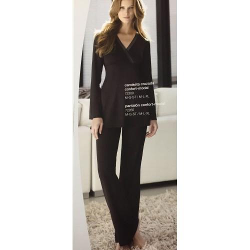 Pantalón confort-modal 72265
