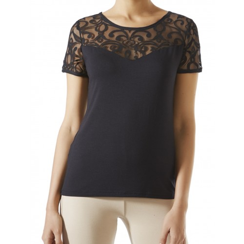 Shirt M/C HENNA-MODAL