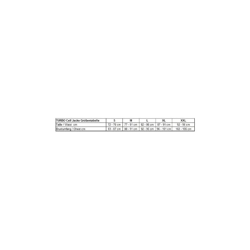 Chaqueta Turbo Cell 12770