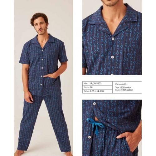 Pijama J&J Brothers VH5004