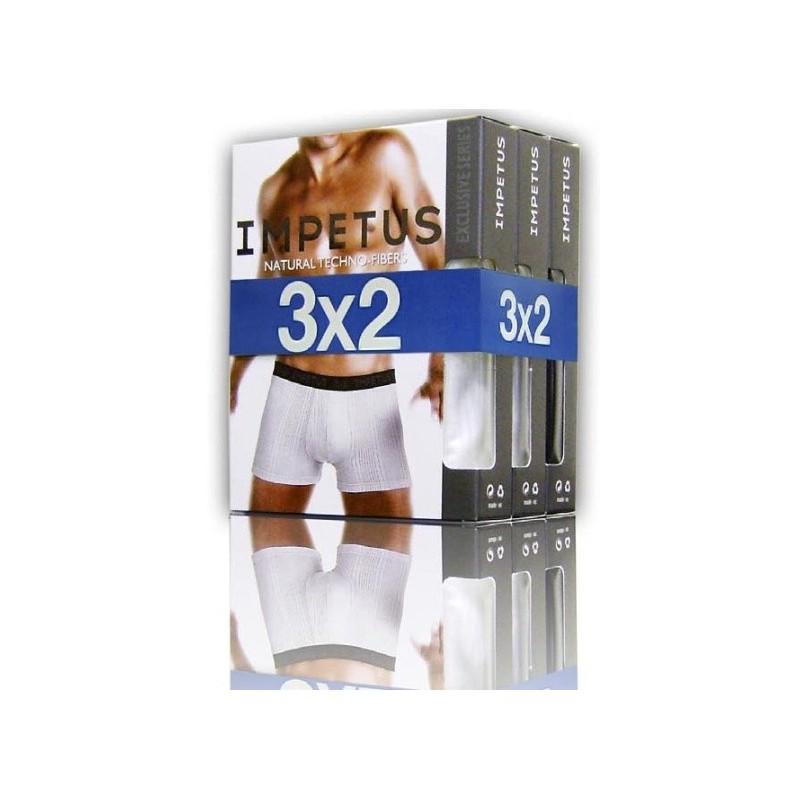 Pack Boxers 3x2 Impetus Caribbean 1259764