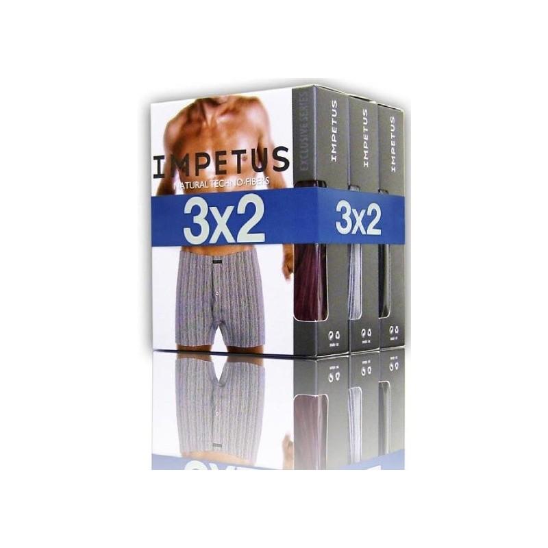 Pack 3x2 Impetus Grenoble 1278842