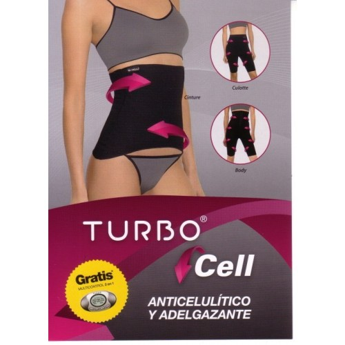 Body Ciclista Turbo Cell 12762