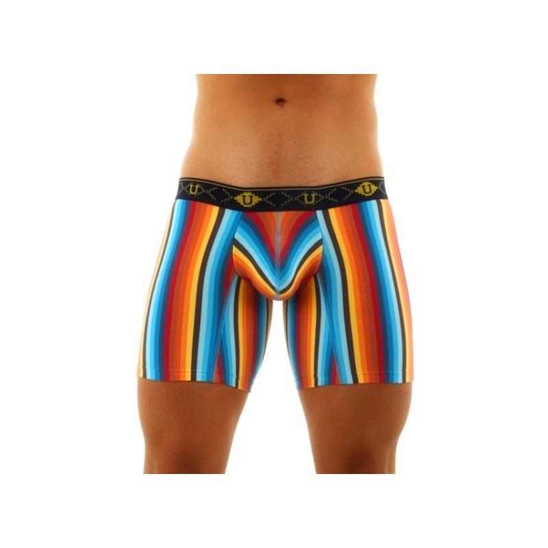 Boxer Unico Multi Stripes 00287-108