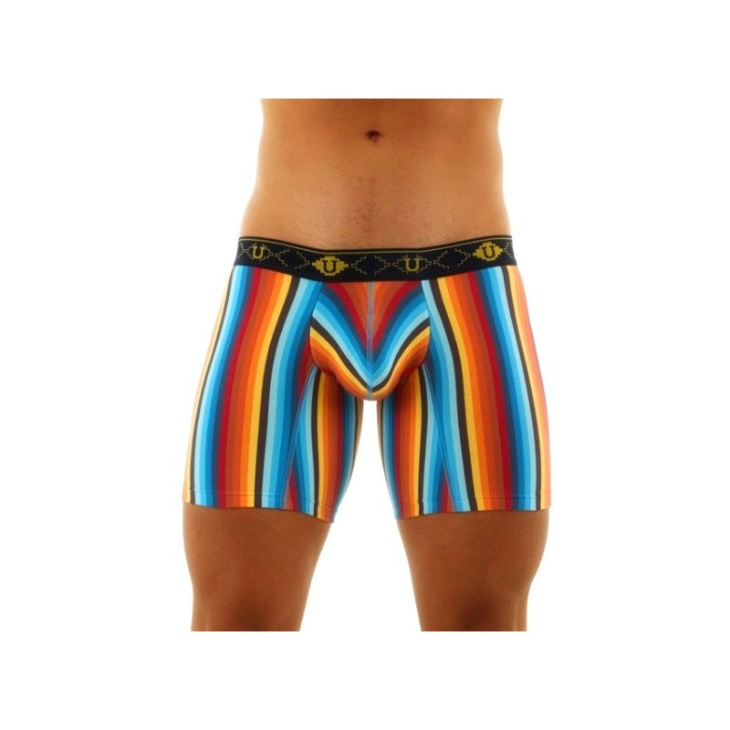 Boxer Unico Multi Stripes 00287-108