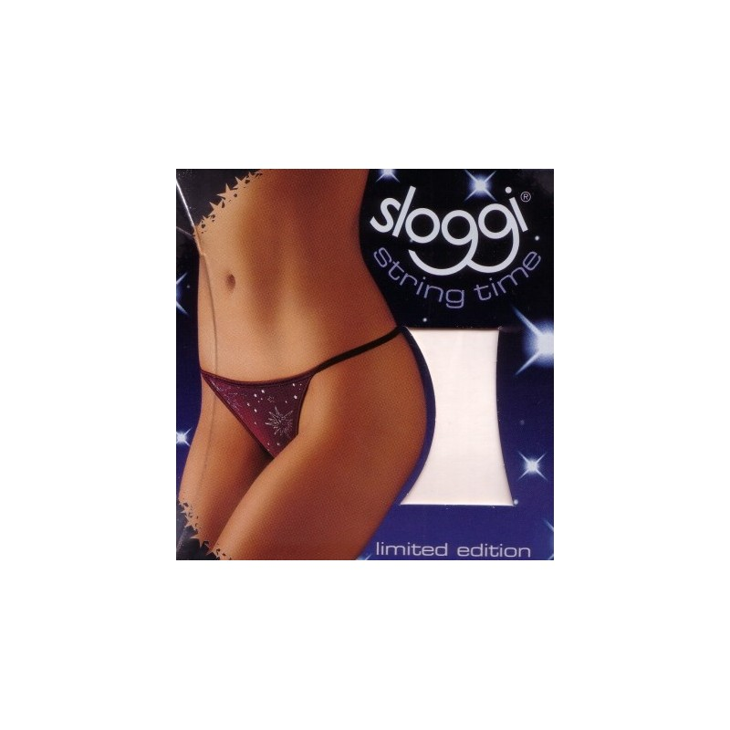 Thong Sloggi Star
