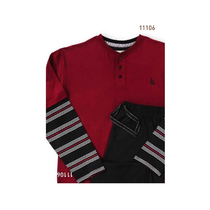 Pijama J&J Brothers 11106