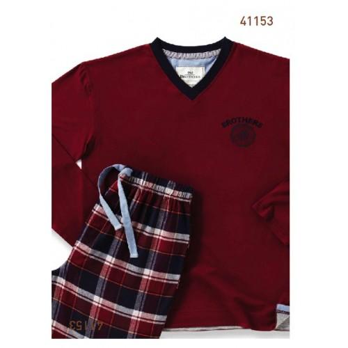 Pijama J&J Brothers 41153