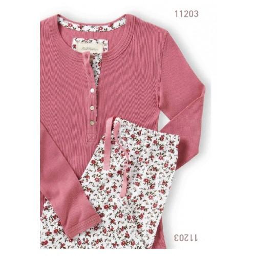 Pyjama J&J Brothers 11203