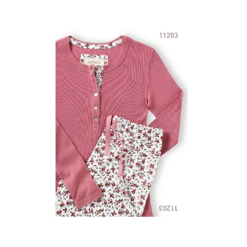 Pijama J&J Brothers 11203